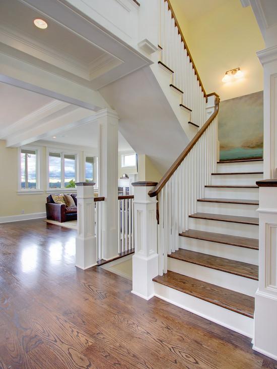 简约现代家装楼梯欣赏
