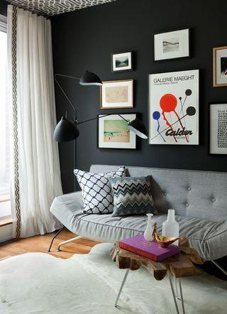 北欧风格一居室装修设计