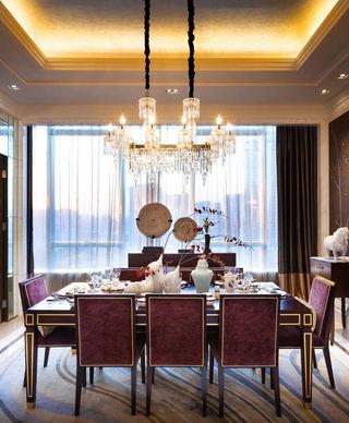 奢华法式新古典 别墅豪宅装潢案例
