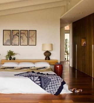 家居室内榻榻米装饰欣赏