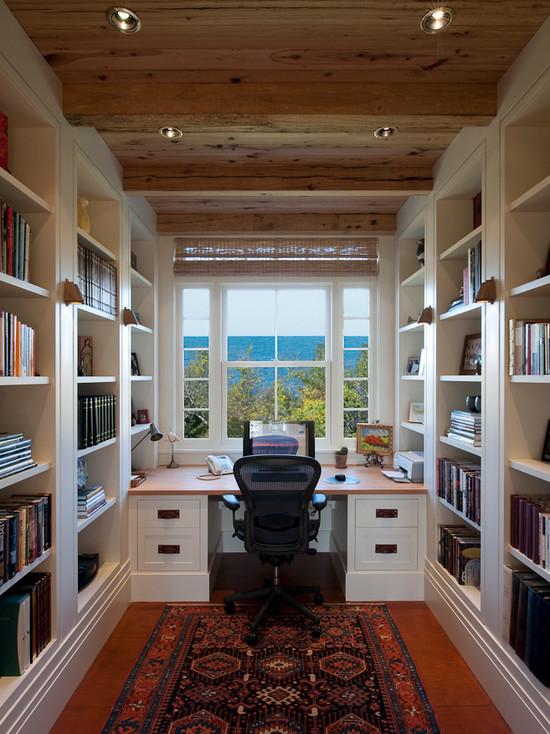 家居室内书房装修设计欣赏