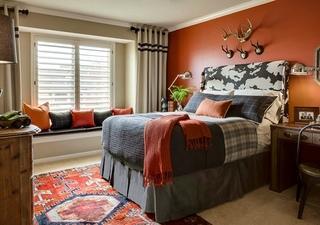 家装卧室飘窗设计大全欣赏