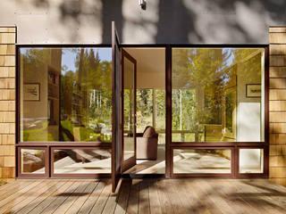 乡村美式混搭风别墅窗户图片大全