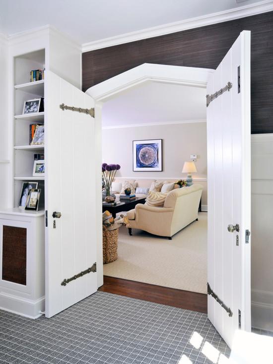 家装设计多功能隐形门效果图片