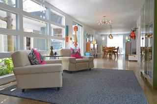 现代家装客厅窗户设计效果图