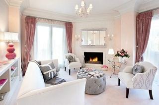 精美北欧风格客厅装修欣赏