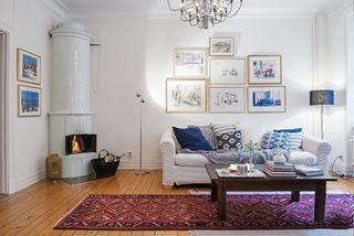 家装一居室北欧风格装饰图