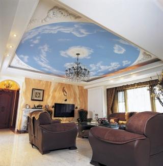 豪华欧式风格别墅室内装饰