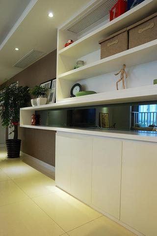 简约风格装修三居室设计