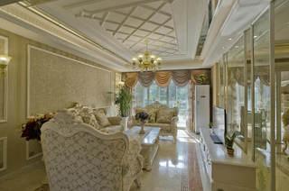18万打造的浪漫欧式三居室
