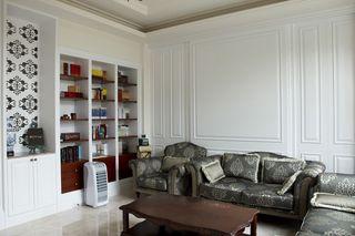现代简约设计 小户型复式家装图