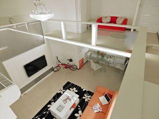 温馨宜家日式 小户型复式楼设计图