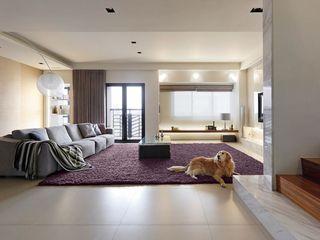 简约现代装修公寓效果图