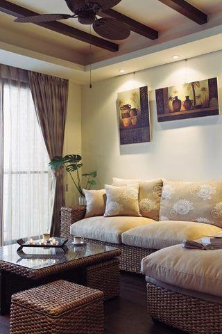 自然风情现代公寓装饰