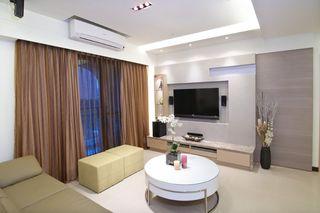60平米小户型公寓清新宜家风格装饰效果图