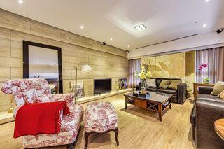 18万打造古典混搭公寓效果图