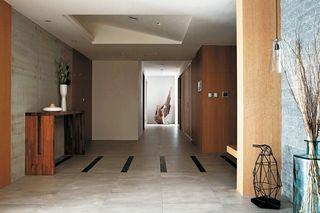 个性复古工业风混搭公寓设计图
