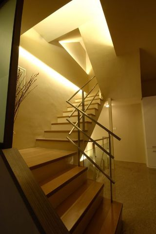 自然宜家北欧风格 创意复式家居欣赏