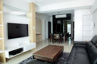 48平现代宜家日式小公寓设计图