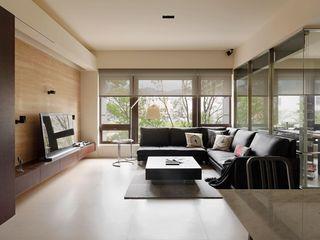 简约宜家公寓二居设计图