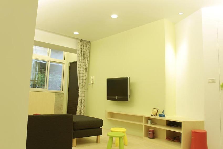 极简宜家风电视背景墙效果图