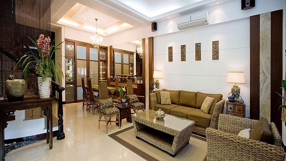 现代中式风格别墅装修大全