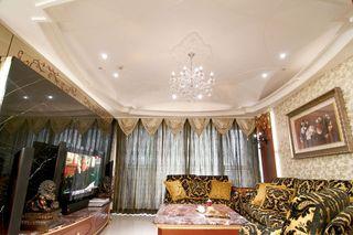 豪华古典欧式别墅设计图