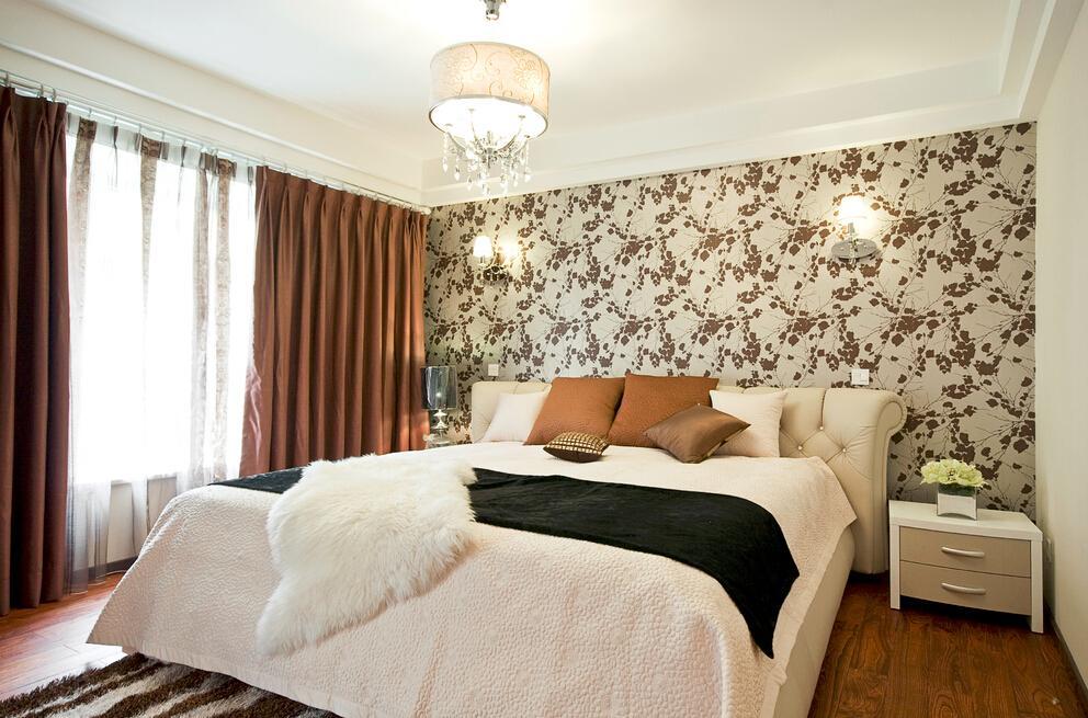 时尚简约卧室装饰效果图