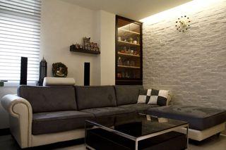 家装小户型古朴现代风装饰