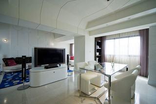 简约创意设计一居室借鉴图