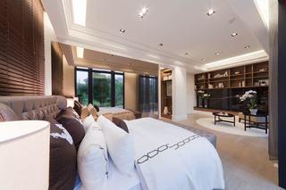 豪华美式别墅卧室效果图