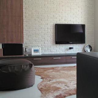 现代装修电视背景墙设计