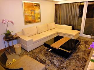 现代简约设计一居室装修图