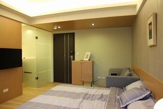 20平单身公寓日式风装修图