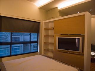 58平宜家日式公寓装修设计