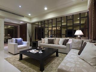 118平优雅新中式三居美宅设计