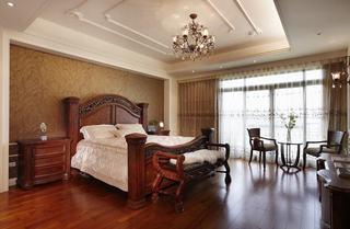 奢华欧式新古典卧室装修