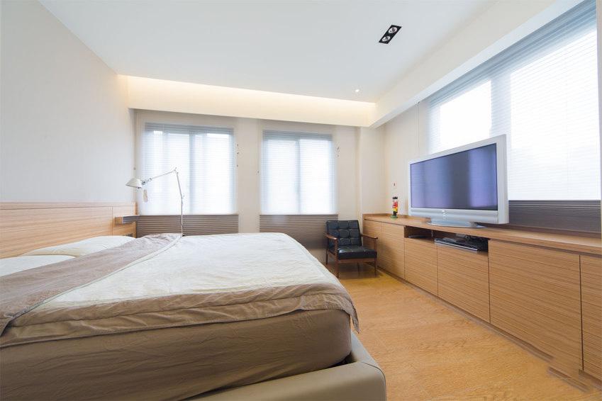 宜家酒店式公寓装潢欣赏