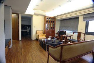 89平宜家简约美式风格实木三居装饰设计
