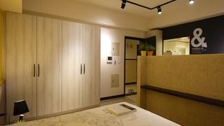 个性简约混搭小公寓效果图