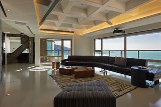 时尚现代风海景房别墅设计