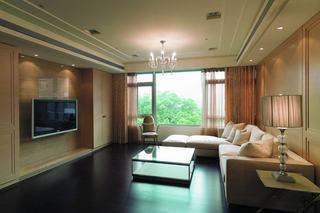 简约现代76平二居家装设计