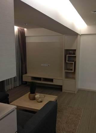 简约宜家现代风 两室两厅装潢欣赏