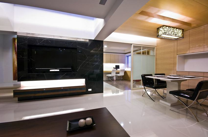 时尚现代日式 家居装饰设计
