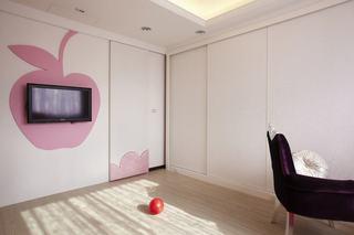 新古典风格白色家居装饰图