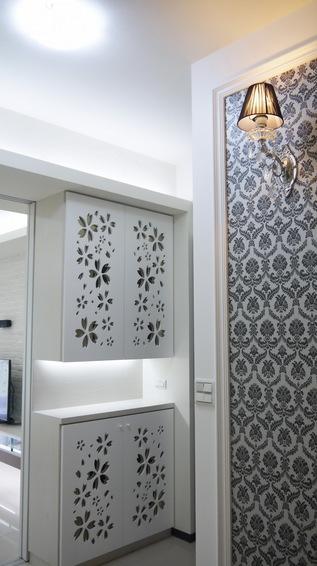 简约时尚设计公寓室内装修图