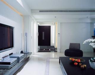 现代简约风三室两厅设计