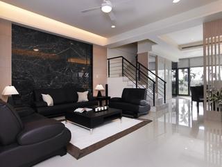 美式风格别墅室内装修图