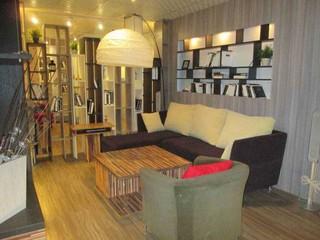 复古混搭风小户型公寓设计