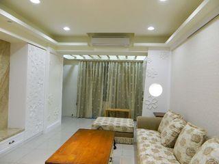 精美简约风格三居室装修设计图